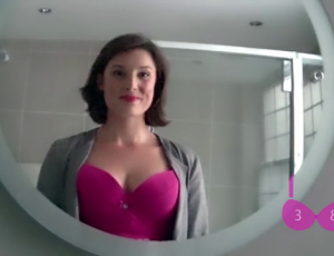 "Ellen Kuras Directs ""Bra Cam"" for FITNESS, McCann Paris"