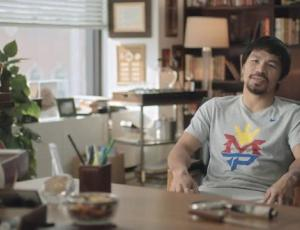 Kenny Herzog Directs Manny Pacquiao For Foot Locker, BBDO NY