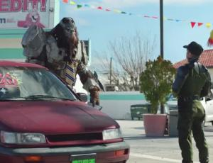 "Smuggler's Randy Krallman Directs Tongue-In-Cheek ""War of Wits"" For Halo 2, 215MCCANN"