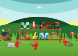The Napoleon Group's 2D Animated Digital Short for Google and Make Magazine's Maker Camp 2014