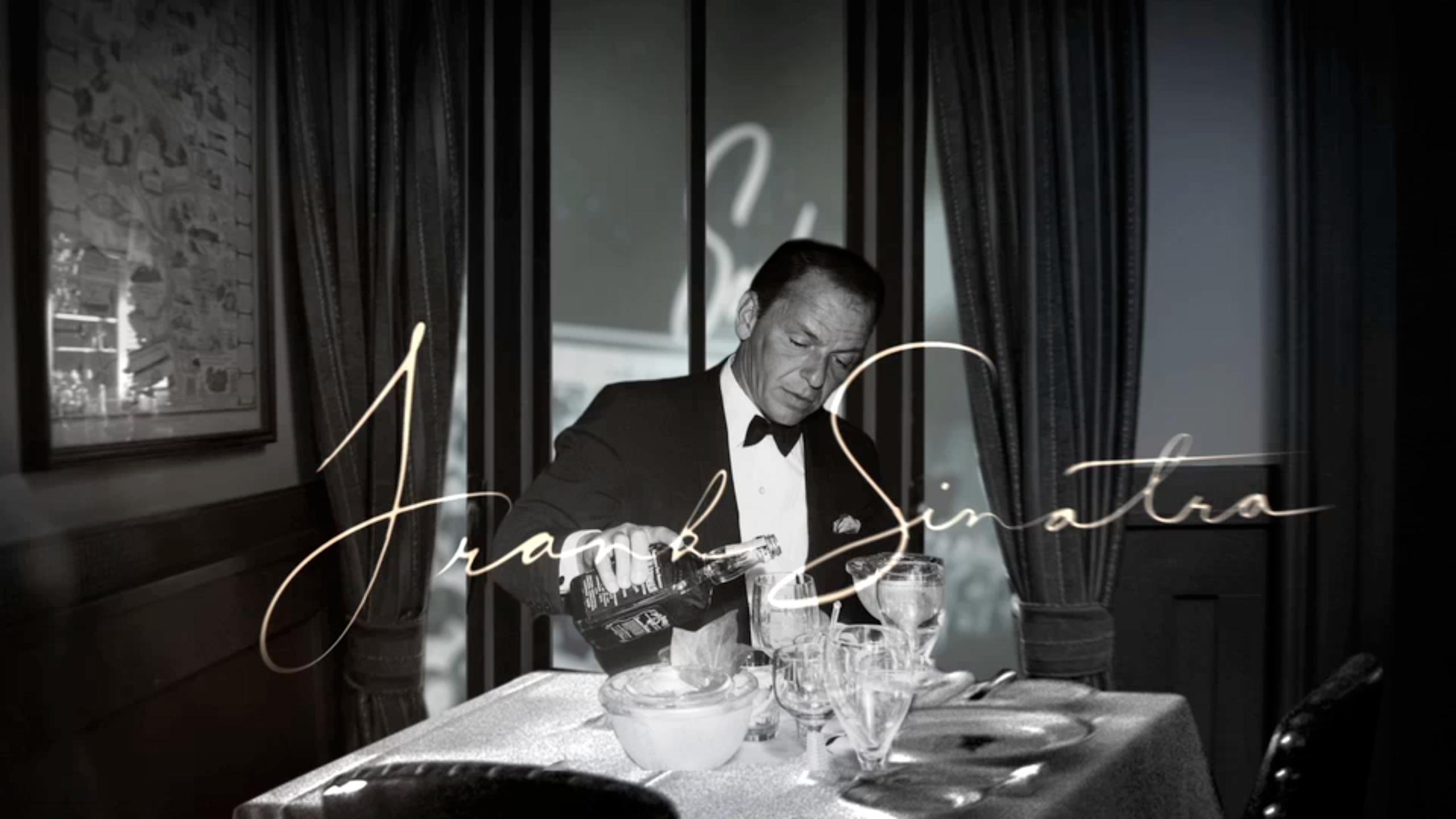Jackie Gleason Frank Sinatra