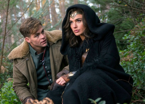 Pictures shows Chris Pine left and Gal Gadot in a scene from  Wonder Woman.  The film directed by Patty Jenkins opens June 2. (Clay Enos/Warner Bros.  sc 1 st  SHOOTonline & Patty Jenkins Reflects On