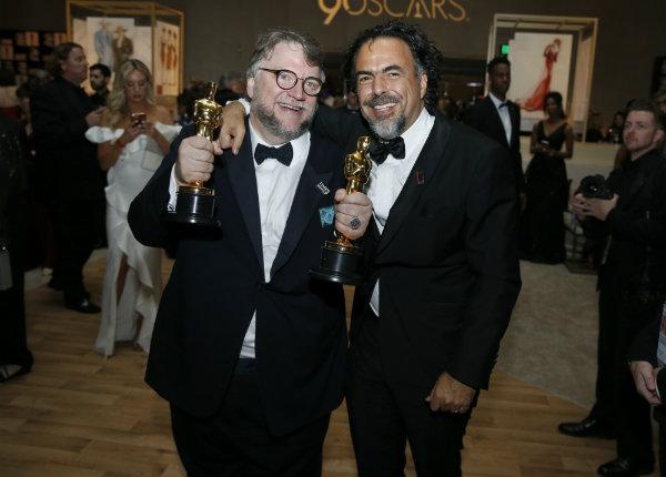 latinos hope to hold onto oscar spotlight shootonline rh shootonline com Guillermo Del Toro Awards Guillermo Del Toro Awards