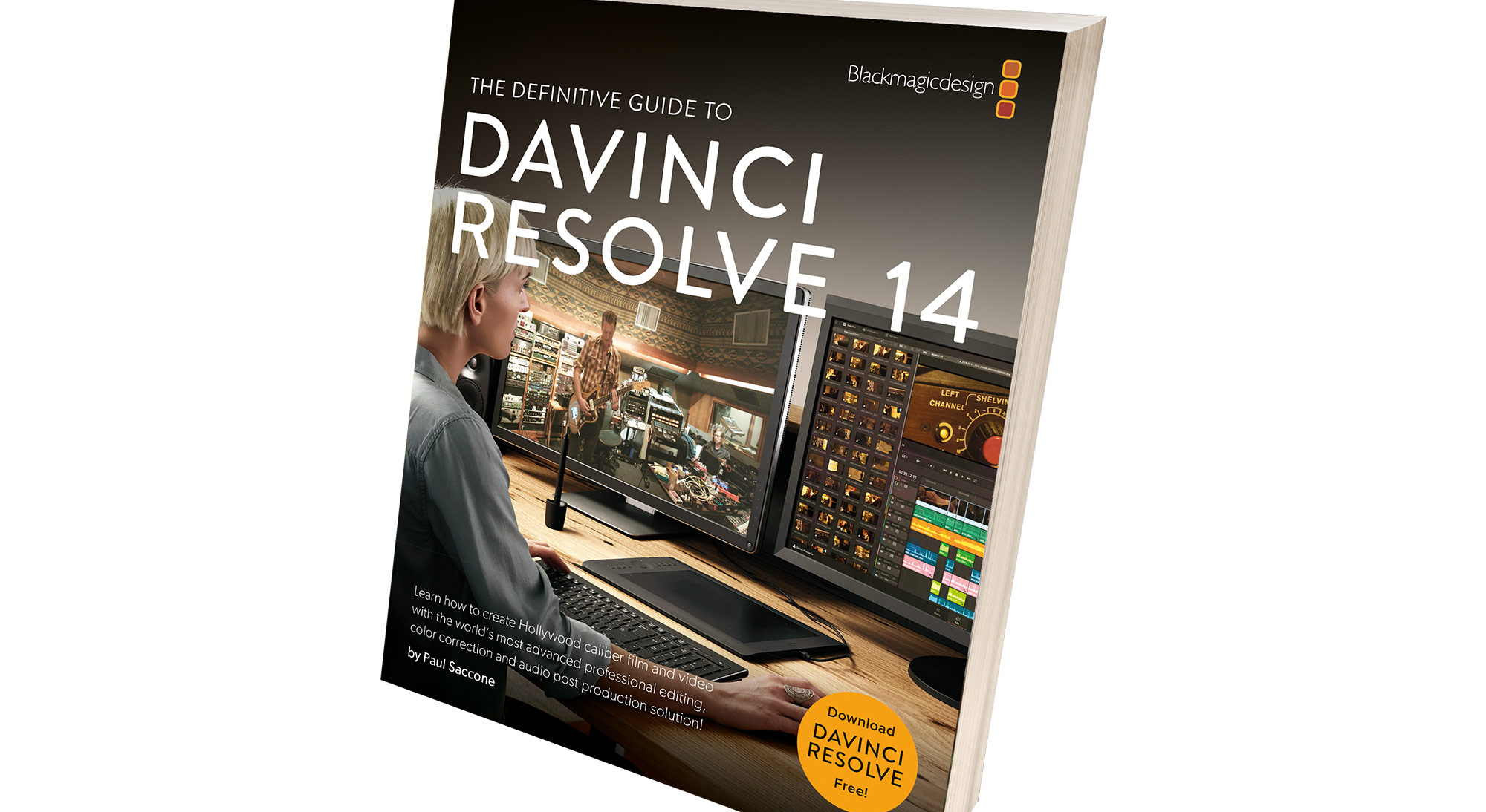 Blackmagic Design Announces New Training Certification Program For Davinci Resolve 14 Shootonline
