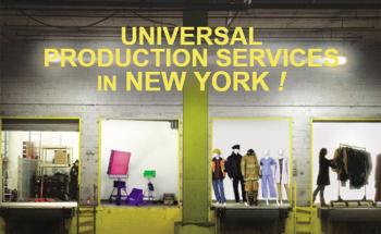 Universal Production Services Costume Department Now Open In New York Shootonline