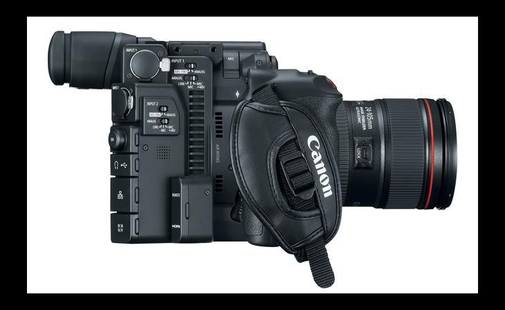 Canon U S A  Announces New Canon EOS C200 and EOS C200B