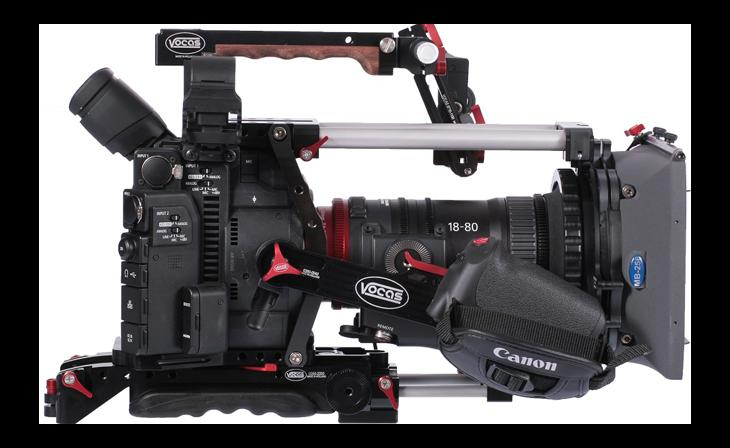 IBC News: Vocas Introduces Accessories For Canon EOS C200