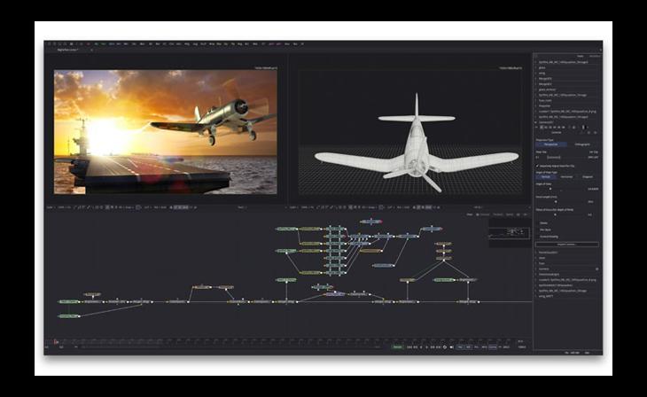 Blackmagic Design Announces Fusion 8 And Fusion 8 Studio Are Now Shipping Shootonline