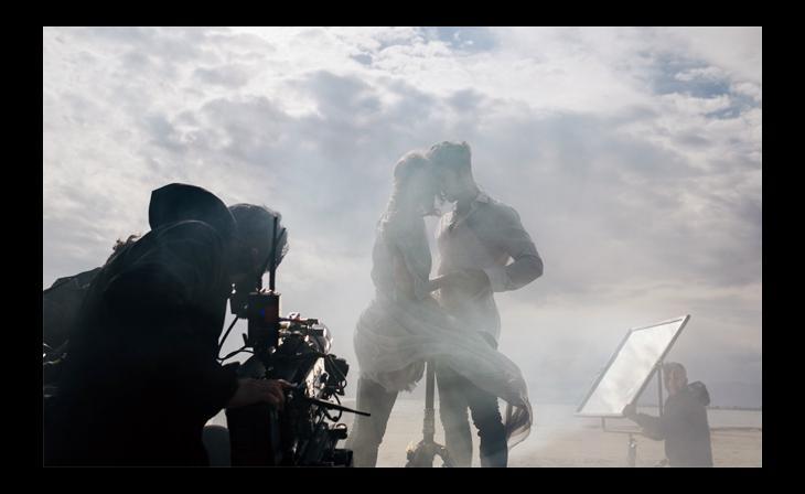 "Behind The Scenes Shot From ""Hacksaw Ridge"" Wins SHOOT BTS"