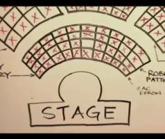 "MTV ""Seating Chart"" For VMAs"