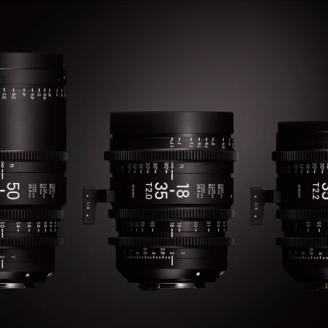 SIGMA CINE LENS Film | High Speed Zoom Line video
