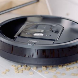 """iRobot Roomba 980® """"Here to Help"""""""
