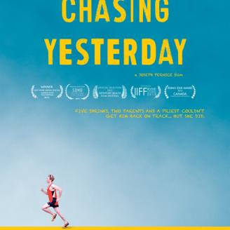 Chasing Yesterday One Sheet
