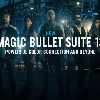 Red Giant | Magic Bullet Suite 13 video