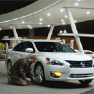 "Top Spot of the Week: Nissan Altima's ""Enough"""