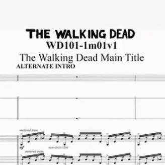 """Bear McCreary, Creating The Score, """"The Walking Dead"""""""