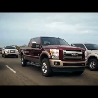 "Ford ""Super duty"""