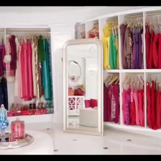 "Kellogg Special K's ""Closet Candy"""