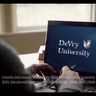 "DeVry's ""Decided"""