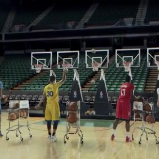 "Top Spot of the Week: NBA's ""Jingle Hoops"""