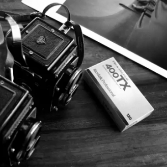 "Chris Deford's ""Kodak Professional,"" Silver Telly Winner 2014-Chris Deford"