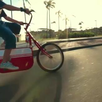 """New Short: Nestle's """"Freedom For Stationary Bikes"""""""