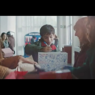 'Tis the season for USPS, McCann NY, Director Henry-Alex Rubin