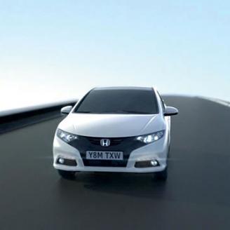 """Honda's """"Continuum"""""""