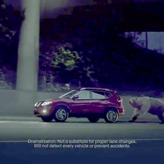 "Nissan Rogue's ""Imagination"""