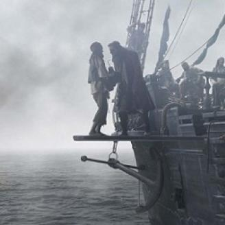 "Phil Morrison Directs ""Pirates"" For 1-800 Contacts, Pereira & O'Dell"