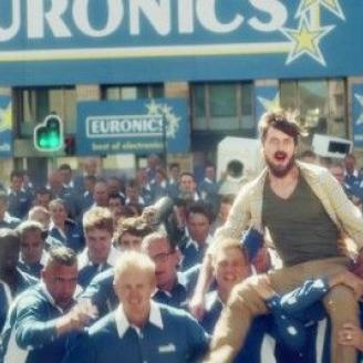 "Top Spot of the Week: EURONICS' ""All Our Strength Just For You"""