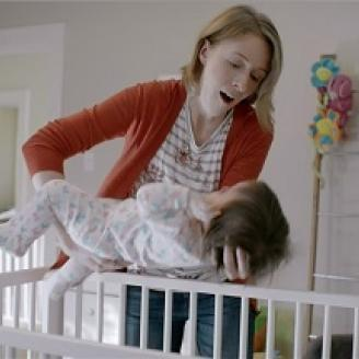 """Naptime"" Is Also For Parents In Saatchi's Comedic Spot For Luvs"