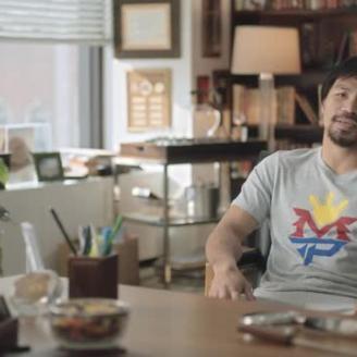 Kenny Herzog Directs Manny Pacquiao For Foot Locker, BBDO NY