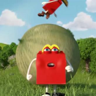 "Top Spot of the Week: Hornet, Leo Burnett London Team On McDonald's ""Melon"""