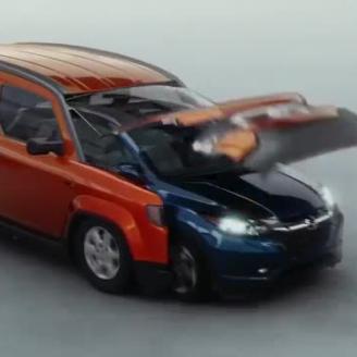 """Honda's """"Great Thinking Inside"""""""