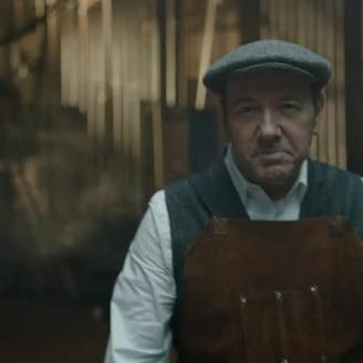 "R/GA, Director Steve Miller, Kevin Spacey Team On ""Accents"" For E*Trade"