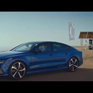 "Wondros' Scott Weintrob Directs ""Elevation"" For Audi, Tonic International"