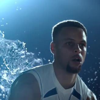 DDB S.F., harvest Team On Brita Spot Starring Stephen Curry