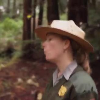 Grey NY Croons Happy Birthday To National Park Service