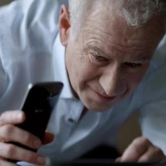 David Gray Directs John McEnroe In Fios Spot From McCann