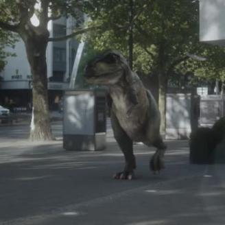 Top Spot of the Week: Stink Director Stephan Wever, Sehsucht Bring T-Rex To Life For Audi, Razorfish