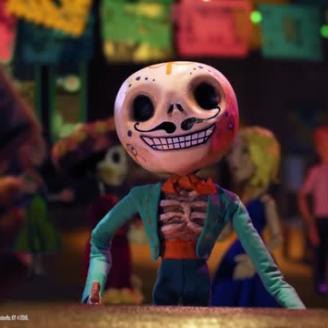 Grey Canada, Bent Image Lab Celebrate Day of the Dead For el Jimador