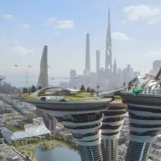 """Justin Lin Directs Arconic's """"The World of 'The Jetsons,' Reimagined""""For The&Partnership"""