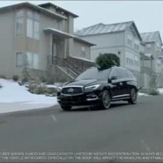 "Infiniti's ""New Tradition"""