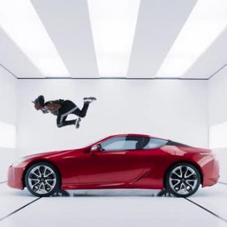 "Jonas Akerlund Directs Lexus'""Man & Machine""Super Bowl Spot For Team One"