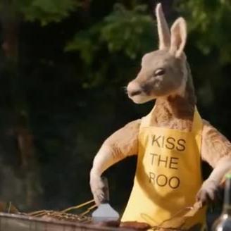 "Harald Zwart Directs Yellowtail ""Kangaroo""Super Bowl Spot For Burns Group"