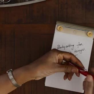 The Best Work You May Never See: BBDO Toronto Shows Power of the Written Note For Take Notes