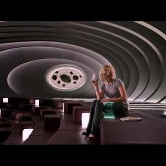 "A Look At The Worlds Created By Production Designer Guy Hendrix Dyas For ""Passengers"""