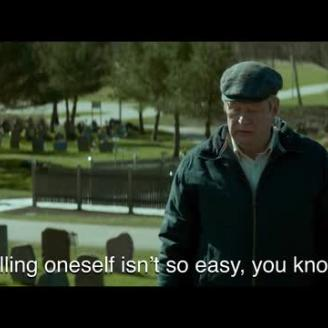 "Trailer for ""A Man Called Ove"""