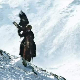 "Trailer for ""The Eagle Huntress"""